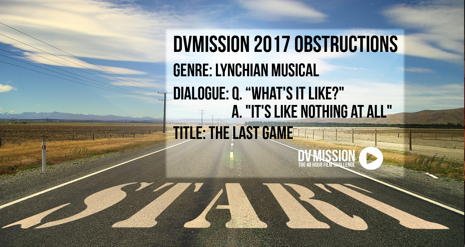 DVMISSION 2017 Obstructions are